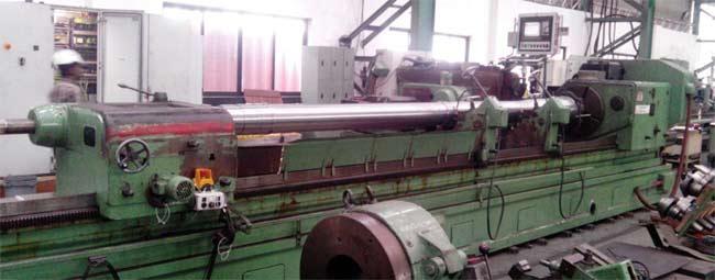 autofrettage machine